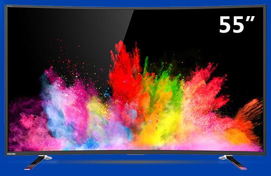 智能电视机——东芝