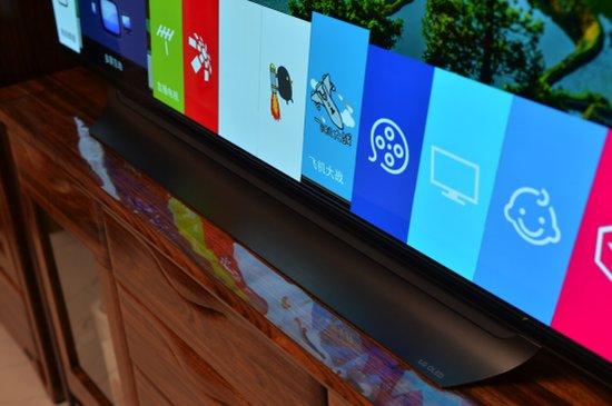 LG OLED C8电视评测:3.9mm超薄机身 搭配动感应遥控器