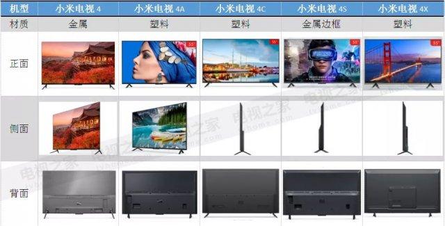 小米电视机55寸