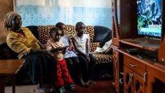 美国媒体报道:中国正在通过电视扩大在非洲的影响力