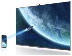 荣耀智慧屏幕正式上市销售,是首批配备华为鸿蒙系统的智能终端
