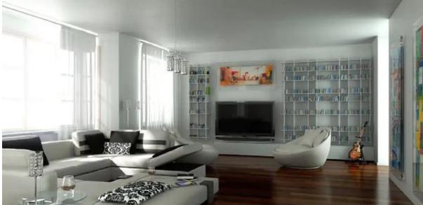 要建造理想的客厅,我必须首先选择电视。
