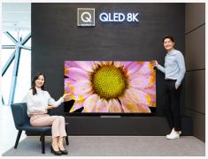 三星推出2020 QLED 8K电视,最高可达85英寸