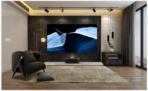 海信激光电视