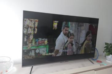 小米全面屏55英寸E55X液晶电视怎么样?好不好用?